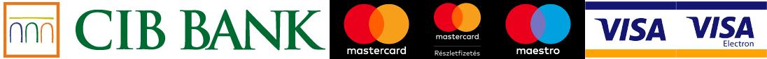 CIB Bank-Mastercard-Maestro-Visa